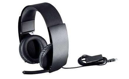 Anunciamos los Audífonos Estéreo de PS3  para Latinoamérica.