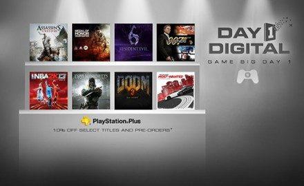 Compra estos 8 títulos de PS3 de manera digital el día de su lanzamiento
