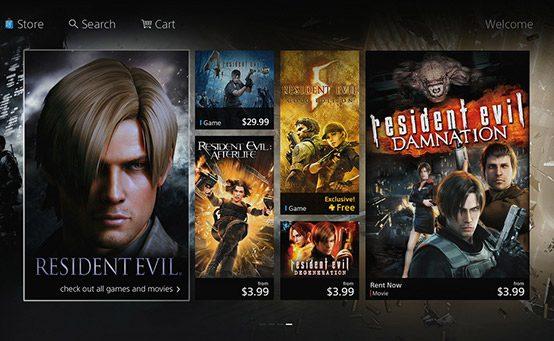 Actualización sobre la nueva PlayStation Store.