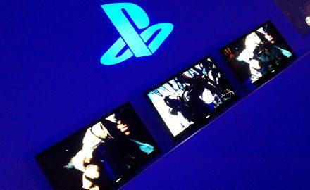 Conferencia de PlayStation en el Brasil Game Show.