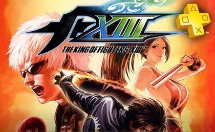 Actualización de PlayStation Plus: KOF XIII gratis para los suscriptores