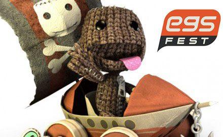 PlayStation en el EGS Fest 2012