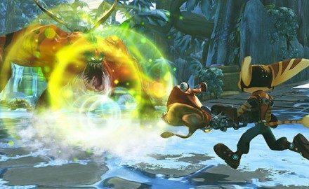 Ratchet & Clank: Full Frontal Assault llega el 27 de noviembre