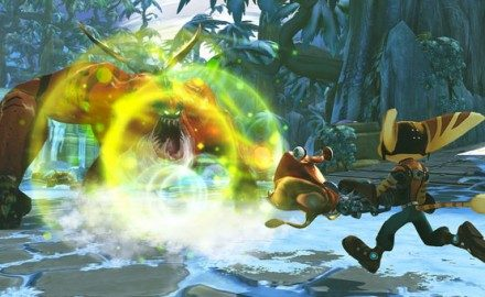 Ratchet & Clank: Full Frontal Assault llega hoy al PS3