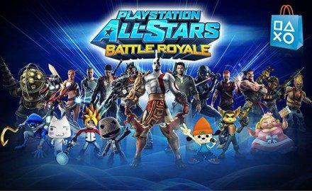 Actualización de la PlayStation Store