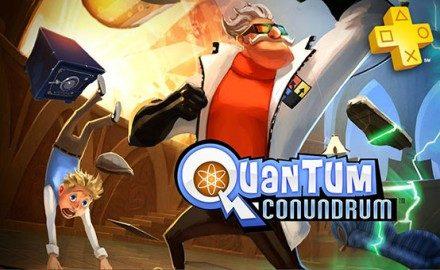 Actualización de PlayStation Plus: Quantum Conundrum gratis esta semana.