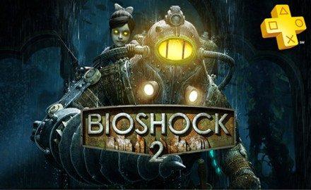 Actualización de PlayStation Plus: Regresa a Rapture con Bioshock 2