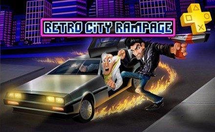 Actualización de PlayStation Plus: Retro City Rampage Gratis