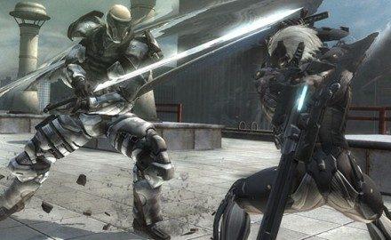 Otro corte de Metal Gear Rising: Revengeance