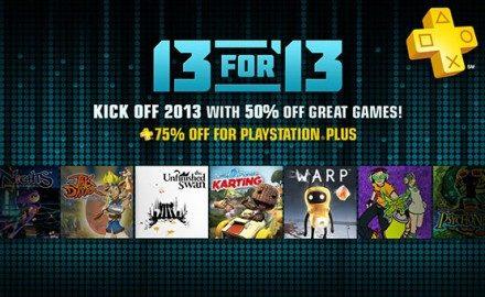 Actualización de PlayStation Plus: 75% de descuento en grandes juegos y más