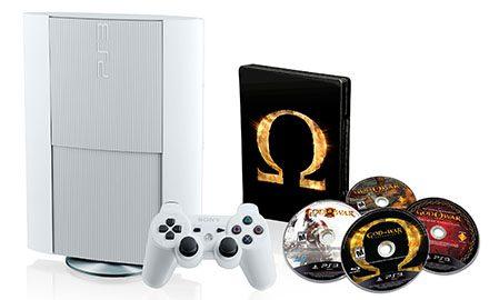 Presentamos el PS3 de edición de colección God of War: Ascension