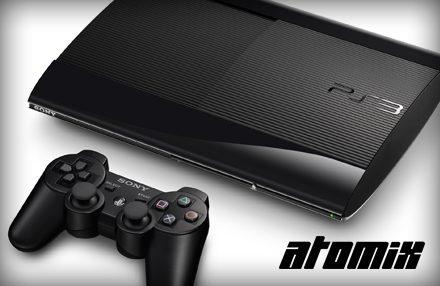 El PlayStation 3 gana como la mejor  consola del año en Atomix