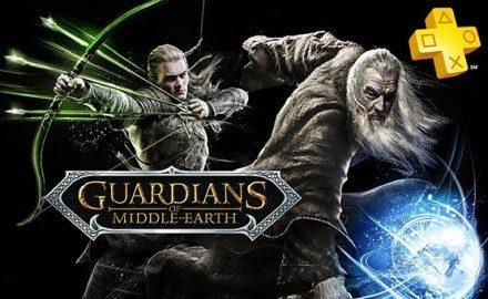 Actualización de PlayStation Plus: Guardians of Middle Earth gratis