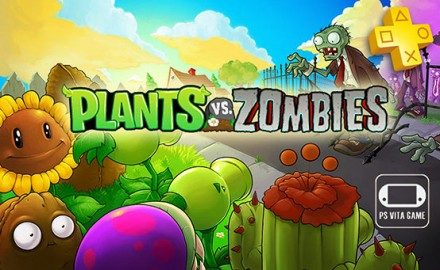 Actualización de PlayStation Plus: gratis Plants vs Zombies para PS Vita