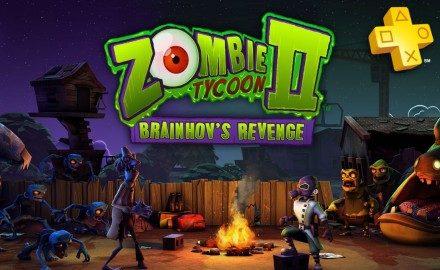 Actualización de PlayStation Plus: Zombie Tycoon II gratis