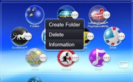 Actualización del  software del PS Vita (v.2.10)