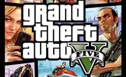 Tráilers de Grand Theft Auto V: Michael. Franklin. Trevor.