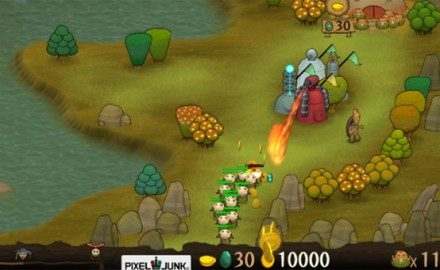 PixelJunk Monsters: Ultimate HD llega al  PS Vita el 30 de julio