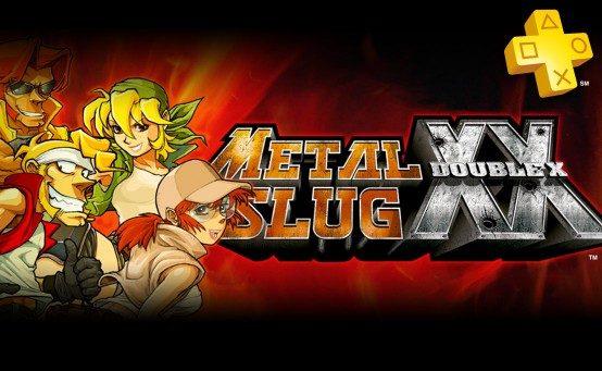 PlayStation Plus: Metal Slug XX  gratis para los suscriptores