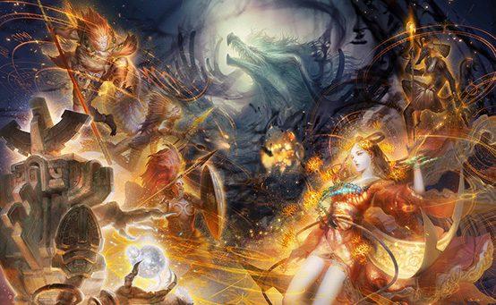 Destiny of Spirits en PS Vita: Los mundos se unen a la batalla