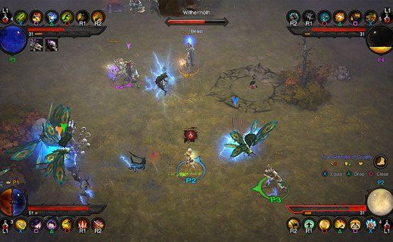 Diablo III en PlayStation: Hecho a mano para las consolas