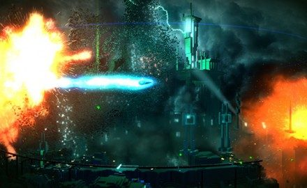 Presentamos RESOGUN para el PS4, del equipo creador de Stardust