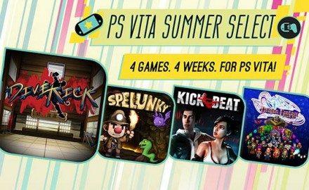 Verano de PS Vita, cuatro juegos nuevos con descuentos para PS Plus
