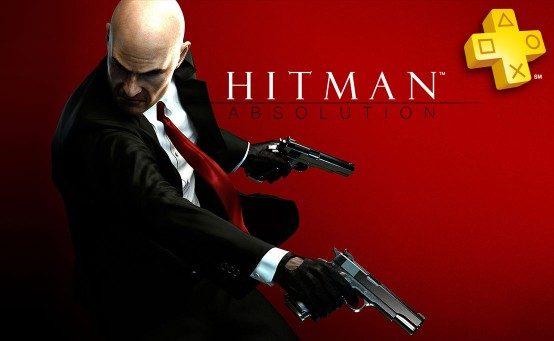PlayStation Plus en Agosto, Hitman: Absolution gratis.