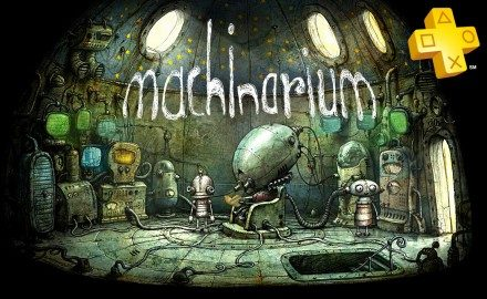 PlayStation Plus: Machinarium (PS Vita) gratis