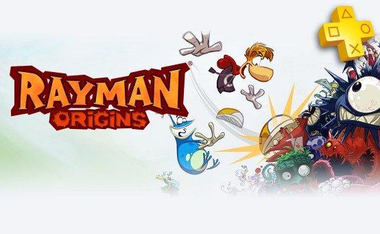 PlayStation Plus: Rayman Origins gratis para los suscriptores