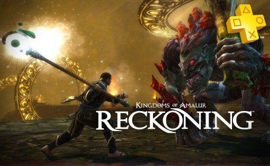 PS Plus: Kingdoms of Amalur: Reckoning – gratis para los suscriptores