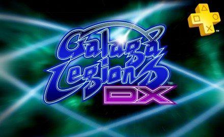 Actualización de PS Plus: Galaga Legions DX gratis