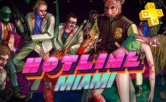 PS Plus: Hotline Miami gratis para los suscrpitores