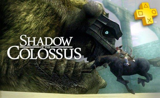 PlayStation Plus: Shadow of the Colossus gratis para los suscriptores