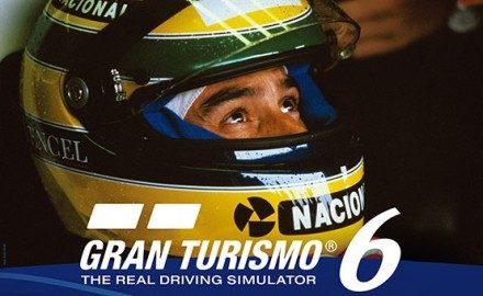 Gran Turismo 6  se asocia con el Instituto  Ayrton Senna