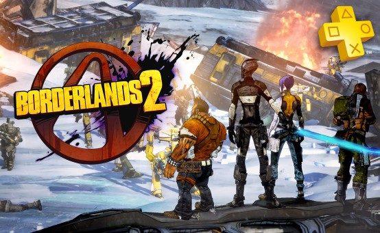 PlayStation Plus: Borderlands 2 gratis para los suscriptores
