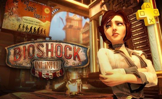 PlayStation Plus: BioShock Infinite gratis para los suscriptores.