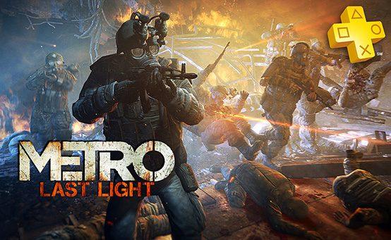 PS Plus:  Outlast y Metro: Last Light gratis para los suscriptores