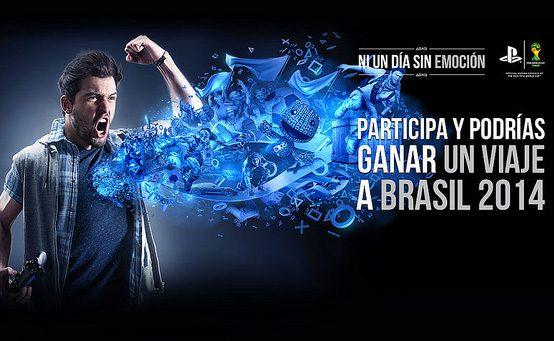 Viaja al mundial con el Paquete Edición Copa Mundial de la FIFA 2014