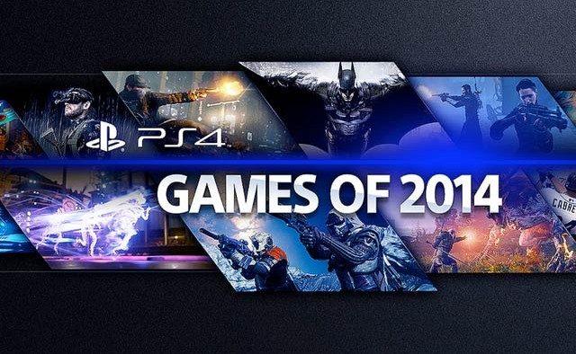 Juegos de PS4 en el  2014: La lista definitiva