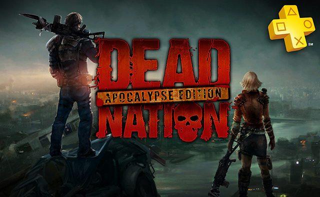 PS Plus: Dead Nation: Apocalypse Edition y Tomb Raider gratis