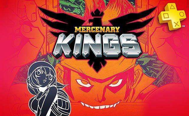 PlayStation Plus: Mercenary Kings y Batman Arkham City, gratis.