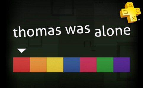 PlayStation Plus: Thomas Was Alone y Unit 13 gratis