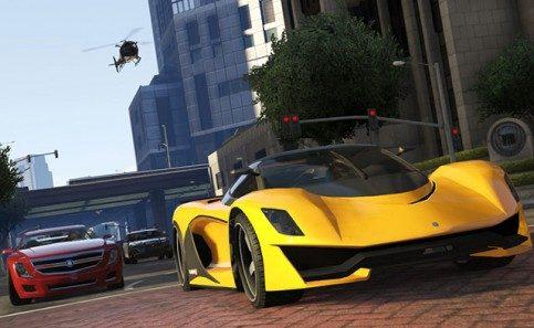 Ya está disponible la actualización Negocios para Grand Theft Auto Online