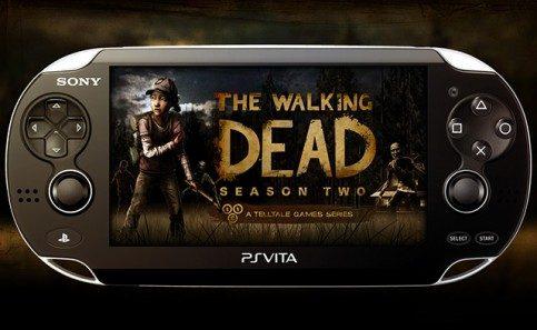 The Walking Dead: Season Two llega el martes al PS Vita