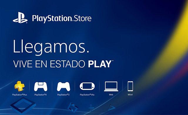 PlayStation Store  ya disponible en Colombia y Perú