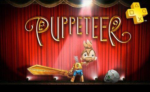 PlayStation Plus: Puppeteer, y  Surge Deluxe gratis