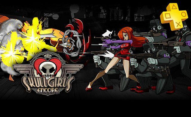 PlayStation Plus: Skullgirls Encore gratis