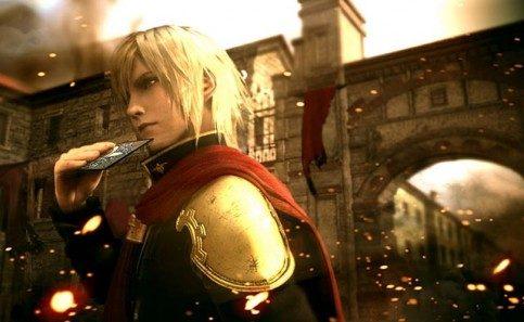 Final Fantasy Type-0 HD llegará al PS4