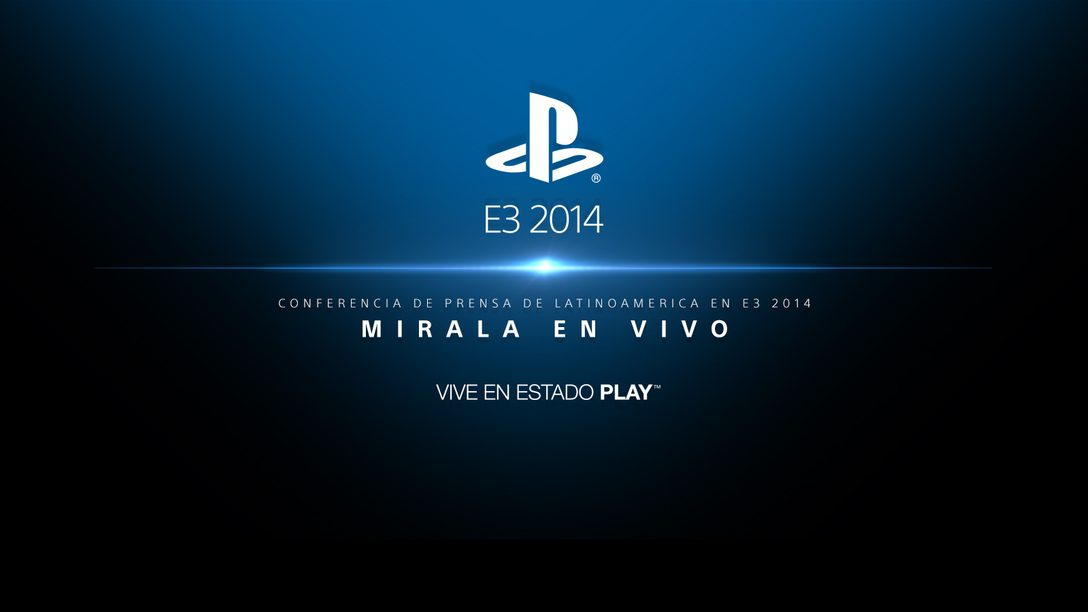 Mira en vivo la conferencia de PlayStation Latinoamérica